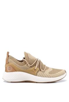 db0b339d14f38 Timberland beige Flyroam Go Knit Oxford Shoes 7B582SHFC0F3A5GS_1