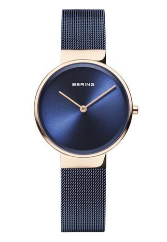 Bering gold Classic 14531-367 Blue 31 mm Women's Watch 5ADF6ACD9D3C8CGS_1