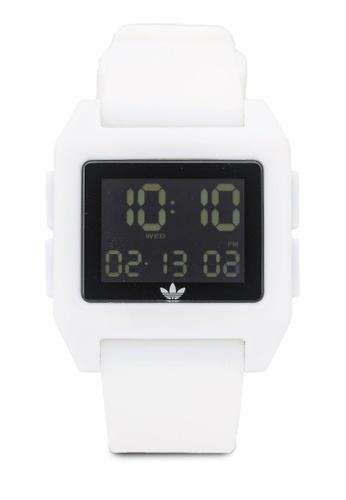 adidas white adidas originals Archive SP1 Watch 44E4BAC1408296GS_1