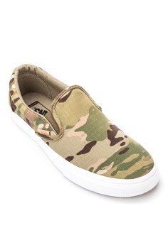 Classic Slip-On CA (Multicamo) Sneakers