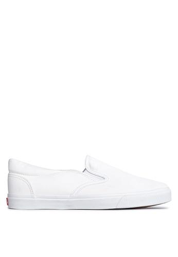 Italianos white Noah Slip On Sneakers IT153SH43SHCPH_1