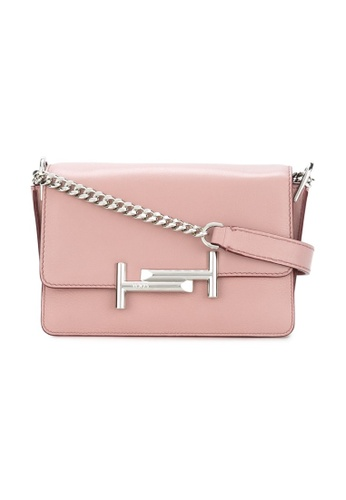 TOD'S pink TOD'S DOUBLE T CROSSBODY BB956ACAC48734GS_1