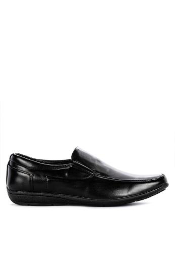 Italianos black Gael Formal Shoes B17E5SH7A8C9F9GS_1