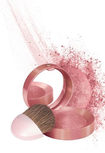 BOURJOIS Bourjois Little Round Pot Blush #15 Rose Eclat BO885BE70NBPSG_1