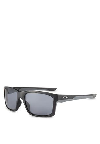 Oakley black Active Performance OO9264 Sunglasses OA636GL0RNJ1MY_1
