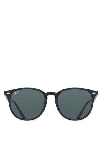 Ray-Ban black RB4259F Sunglasses RA896GL11UUIMY_1