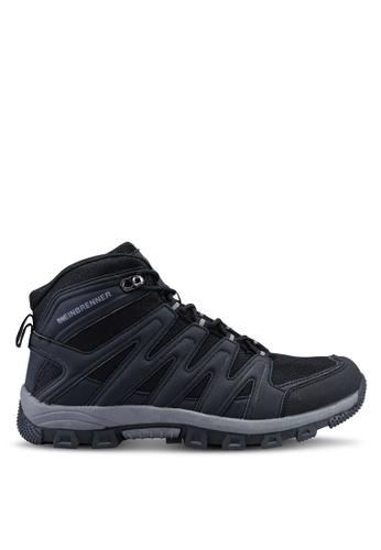Weinbrenner black Outdoor Shoes 2CCA1SH08A2E9BGS_1