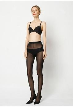 b5fc3e80fe794 RISING STAR black (Two pairs) Luxury 35D stockings (Black)  C72C8AAC658D33GS_1