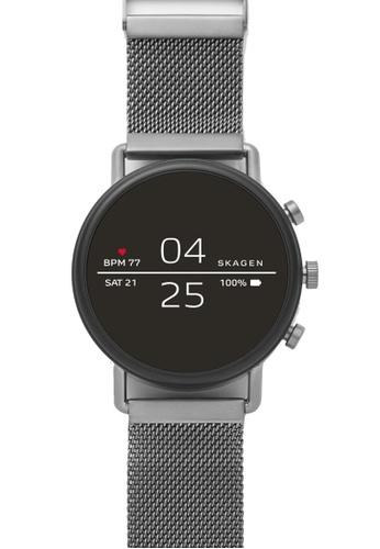 Skagen grey Falster 2 Touchscreen Smartwatch SKT5105 9B8A7AC6365AE0GS_1