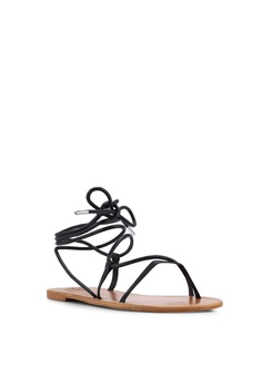 ed11af0cce 24% OFF Mango Criss-Cross Straps Sandals HK  399.00 NOW HK  303.90  Available in several sizes