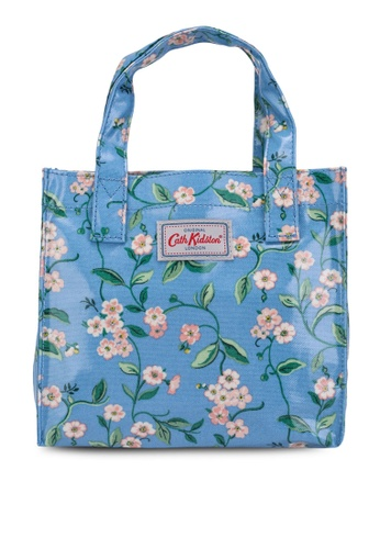 Cath Kidston blue Forget Me Not Small Bookbag 28242ACE928EC8GS_1