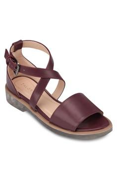 Transparent Outsole Flat Sandals