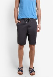 Factorie grey The Cult Shorts FA880AA73XRQMY_1