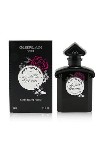 Guerlain GUERLAIN - La Petite Robe Noire Black Perfecto Eau De Toilette Florale Spray 100ml/3.3oz 6FA28BEA5F4D39GS_1