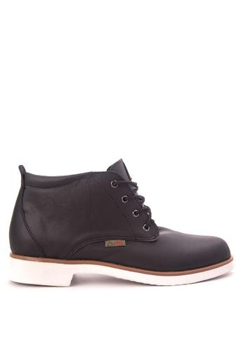 Itti black Chukka Boots IT425SH60NHBPH_1