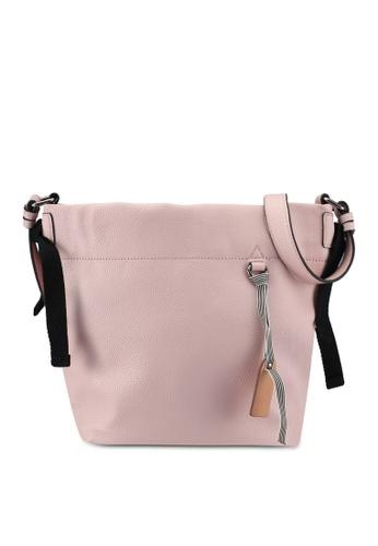 Esprit pink Shoulder Bag ES374AC0SEP9MY_1