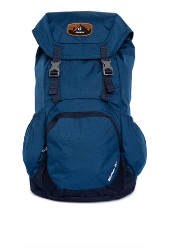 Deuter blue Walker 20 Liters Backpack 722C3ACD19C7EBGS_1