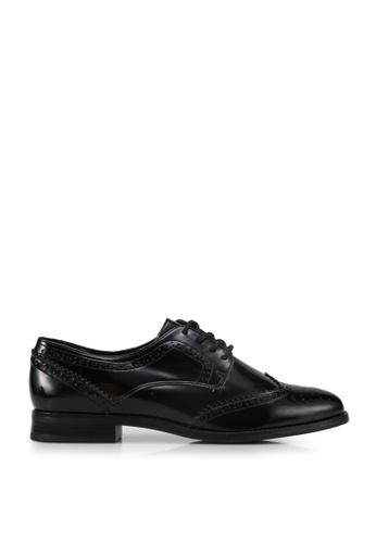 ALDO black Olaowia Brogues Shoes EDEBFSH1A48EDFGS_1