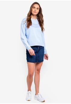 d96cb63edd 50% OFF Calvin Klein Os Swr Panel Sweatshirt S  239.00 NOW S  118.90 Sizes L