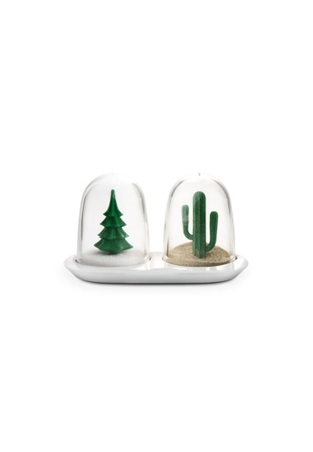 Qualy Qualy Winter and Summer Salt and Pepper Shaker Set 27D82HLFBDBB40GS_1
