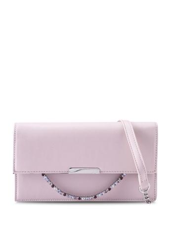 Call It Spring pink Alami Crossbody Bag 1753CACB34FB2CGS_1