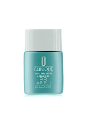 Clinique CLINIQUE - Anti-Blemish Solutions BB Cream SPF 40 - Medium (Combination Oily to Oily) 30ml/1oz B1634BE5B3469AGS_1