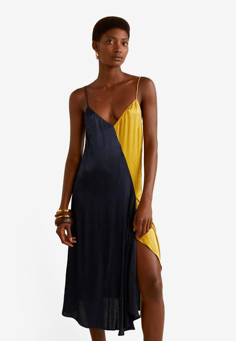 Asymmetrical Dress Mango Satin Navy Satin Dress Asymmetrical Mango Asymmetrical Navy Satin qIw1HH
