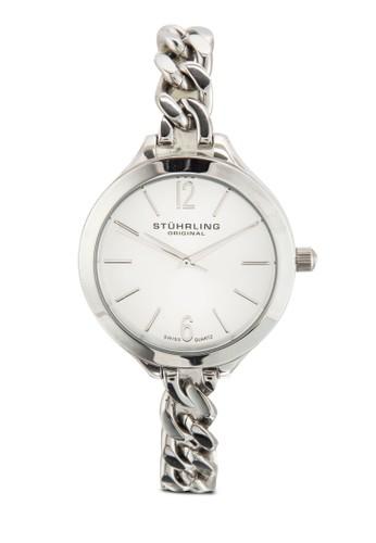 Stuhrling Original 624M.01 Vogue 不銹鋼細鏈女錶, 錶類esprit香港分店, 飾品配件