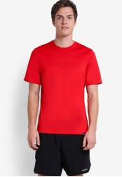 Patagonia red Cap Daily Graphic T-Shirt PA549AA11WZWMY_1