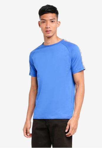 Jack & Jones blue Cosada Short Sleeve Tee F882EAA01D667EGS_1
