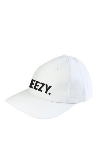 HYPE MNL white Yeezy   Baseball Cap F46ABAC5DB4F94GS_1