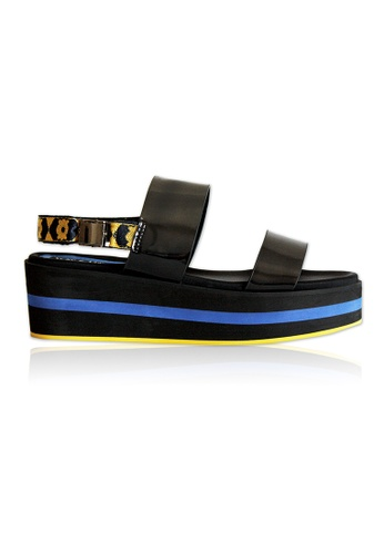 Yoke & Theam black Hayley Flatform F1D13SHD3948C5GS_1