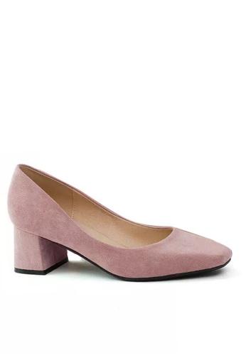 Twenty Eight Shoes pink 5CM Pointy Pumps 1270-1 FCF79SHF75BDD7GS_1