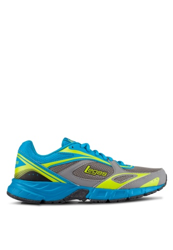 Legas blue Evade LA Men's Shoes LE684SH0S2MVMY_1