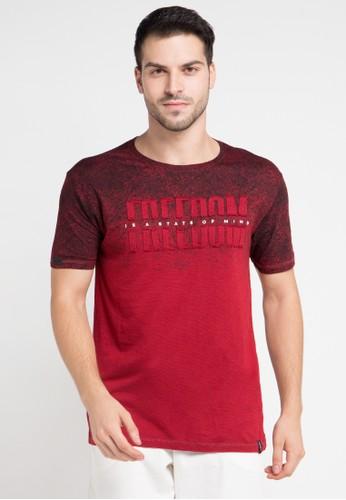 X8 red Ashton T-Shirts X8323AA0VRHUID_1