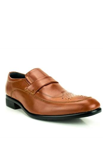 Mario D' boro Runway brown Nhel Formal Shoes 6E7C9SH05469EAGS_1