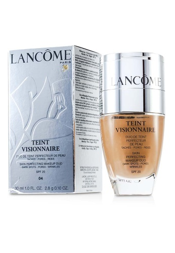 Lancome LANCOME - Teint Visionnaire Skin Perfecting Make Up Duo SPF 20 - # 04 Beige Nature 30ml+2.8g 598F4BE1754244GS_1