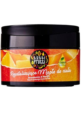Tutti Frutti Tutti Frutti Peach & Mango Body Butter 10DF9BEE701793GS_1