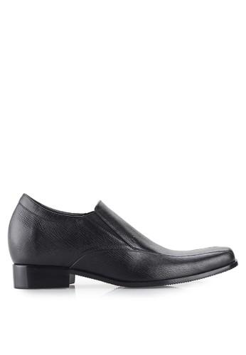 Keeve black Keeve Shoes Peninggi Badan Formal 093- Hitam 27D1ASH5971CABGS_1