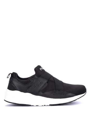 Fila black Flow Scape Running Shoes E364CSHCA50ADDGS_1
