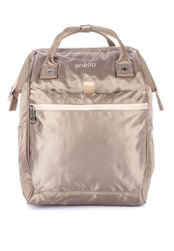 anello beige Water Repellant Reg. Backpack F5359AC2FB313BGS_1