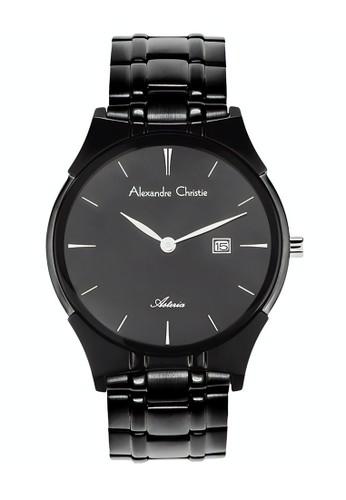 Alexandre Christie black Alexandre Christie Jam Tangan Wanita - Black - Stainless Steel - 8536 LDBIPBASL 58CFAAC935ECCDGS_1