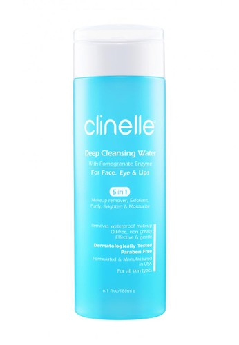 Clinelle gold Deep Cleansing Water EF27CBEA069B1DGS_1