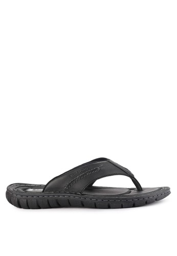 Pakalolo Boots black Thong Sandal 1B590SHBF85BF5GS_1