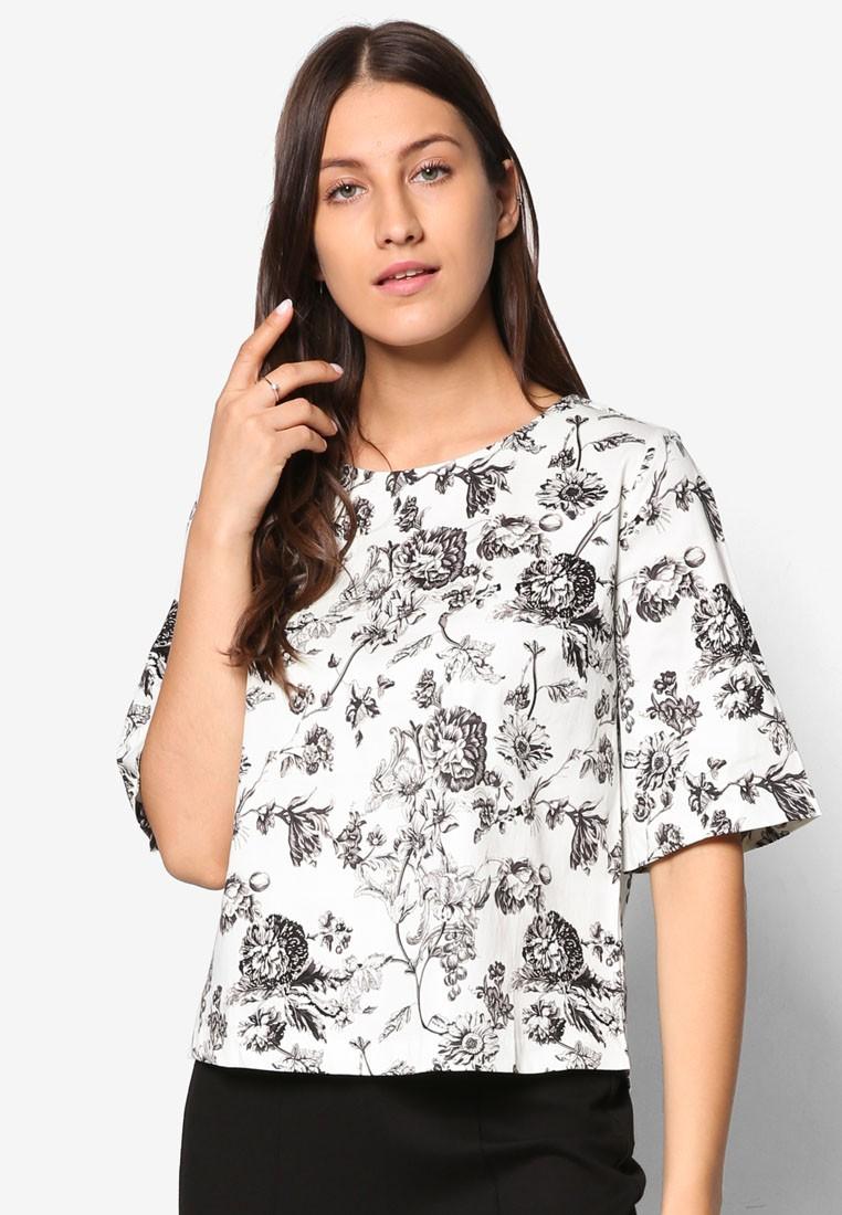 Collection Kimono Sleeve Top