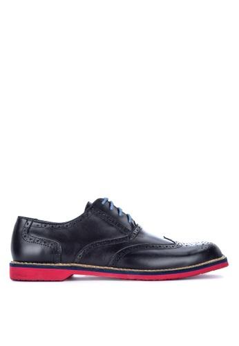 Antonio Manila black Justin Formal Shoes 77680SHC0F50DDGS_1