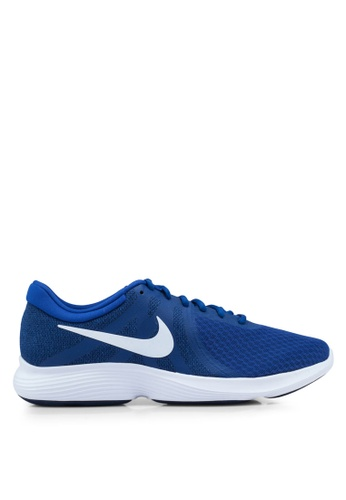 19a709036acfb Nike blue Men s Nike Revolution 4 Running Shoes A5494SH97741C4GS 1