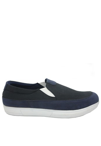 Dr. Kevin navy Dr. Kevin Men Casual Shoes 13379 - Navy 343D0SHB518136GS_1