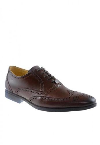 Sebago brown Elbrus New Wingtip III Men's Shoes 0C363SH58B197AGS_1