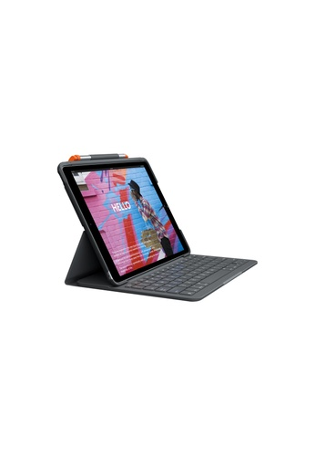 Logitech Logitech Slim Folio KB Case for iPad 10.2/7/8 Gen 21629ESCF378D6GS_1